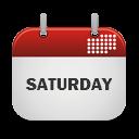 calendar-saturday